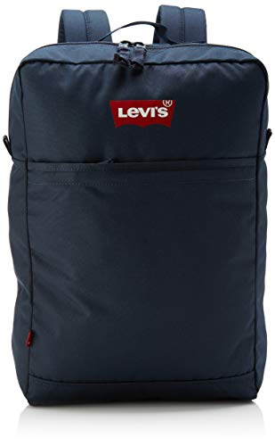 Levi's Heren The L Pack Slim (Red Batwing) Rugzak, 14x29x45 centimeter
