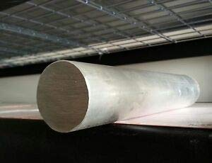Aluminum Round Bar Rod 2 1 x Max 67% OFF outlet 6061 12