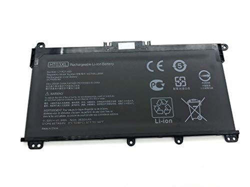 GDORUN HT03XL Batería para HP Pavilion 14-CE 14-CF 14-CK 14-CM 14Q-CS 14Q-CY 14S-CF 14S-CR 15-CS 15-DA 15-DB 15G-DR 17-by 17-CA 240 245 246 250 255 340 348 G7 HSTNN-UB7J DB8R DB8S DB8R LB8L