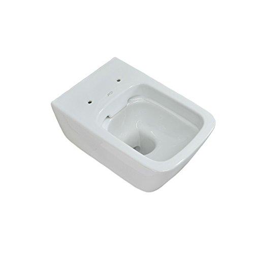 Keramag Tiefspül-WC it! wandhängend spülrandlos weiß(alpin)