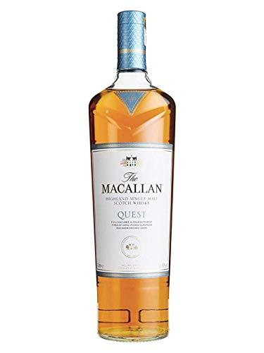 The Macallan QUEST Highland Single Malt Scotch Whisky 40% - 1000 ml in...