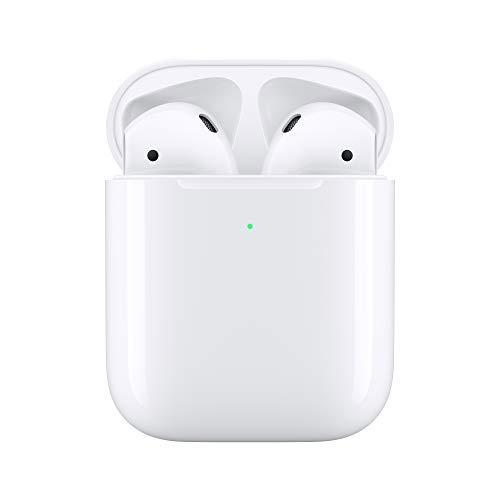 Apple AirPods mit kabellosem Ladecase (2. Generation) mit AppleCare+