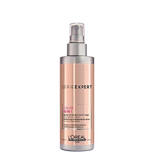 L'Oréal Professionnel Serie Expert Vitamino Color A.OX 10 in 1 Leave-in Conditioner Multitalent, 1er Pack (1 x 190 ml)