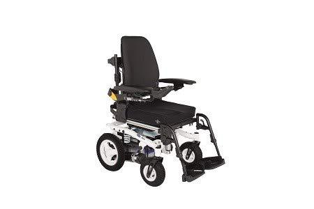 Invacare Elektro-Rollstuhl Bora weiß