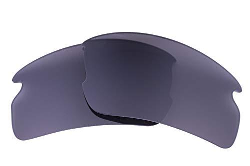 LenzFlip Oakley Flak 2.0 交換レンズ 偏光 マルチオプション オークリー フラック2.0 レンズフリップ (グレー)