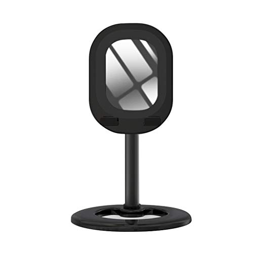 YWSZJ Phone Holder Stand Mobile Smartphone Support Tablet Stand for Desk Cell Phone Holder Stand Portable Mobile Holder (Color : Black)