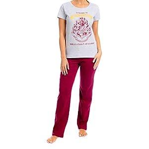 HARRY POTTER Pijama para Mujer Hogwarts 21