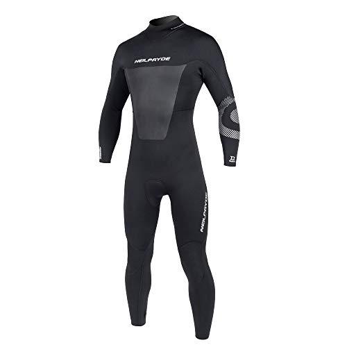 Neilpryde Rise 540 Backzip Black Wetsuit 2019