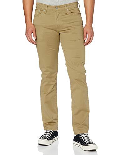 Levi's Herren 511 Slim Jeans, Harvest Gold Sueded Sateen Wt B, 32W / 30L