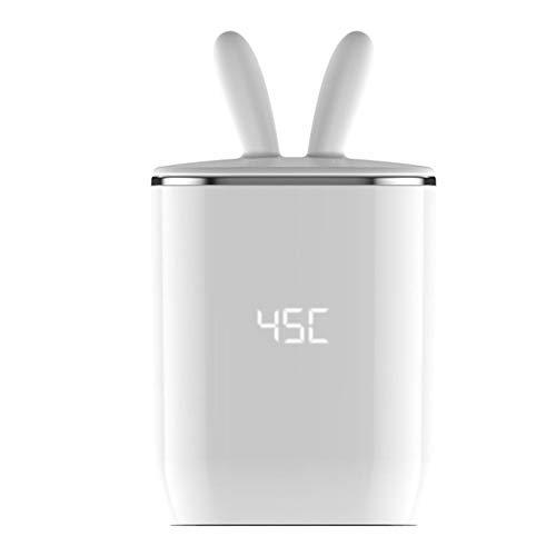 Fantastic Prices! USB Charging Baby Milk Warm Bottle Warmer/Portable Milk Warmer, 4-Level Temperatur...