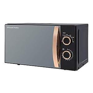 Russell Hobbs RHM1727RG RH1727RG Microwave, Steel, 700 W, 17 liters, Rose Gold