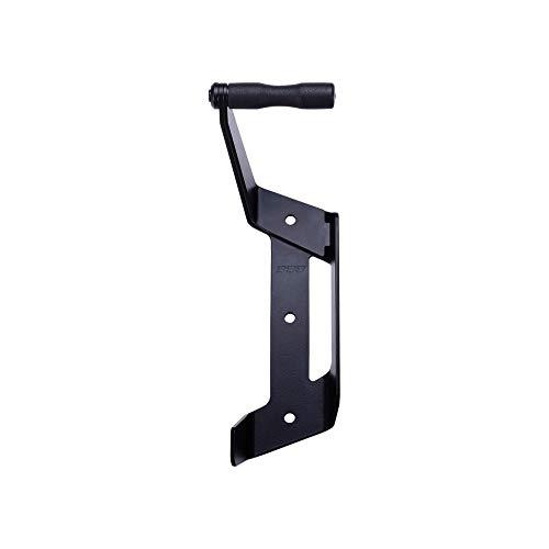 BBB Cycling Unisex-Adult BTL-126 Parkinglot Wandhalterung Für Fahrräder, Black, M