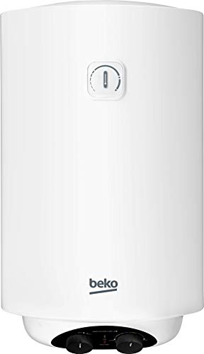 Beko BWH80EUC - Termo eléctrico / calentador, 80 litros, 2000 W, color blanco