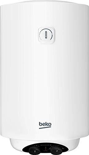 Beko BWH50EUC - Termo eléctrico / calentador, 50 litros, 2000 W, color blanco
