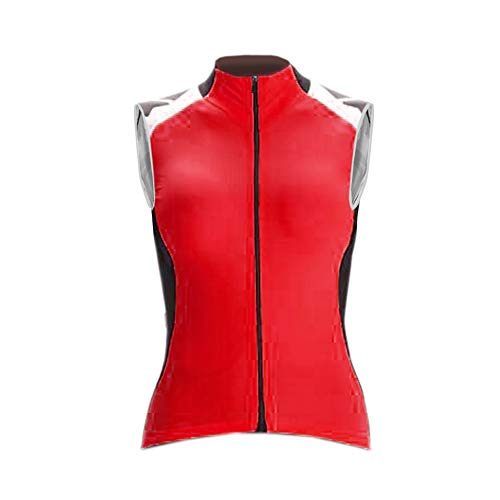 UGLY FROG Uglyfrog Chaleco de Ciclismo Mujer Sin Mangas Maillot Ciclismo Ropa de Ciclismo para Mujer Transpirable Confortable MJWH01