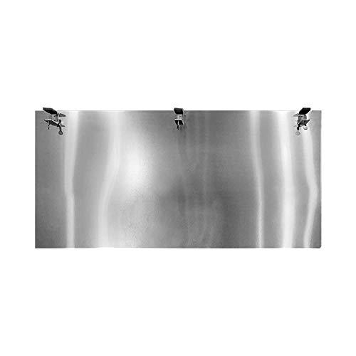 Reflector de enfoque de calor para exteriores y calefactores redondos de gas...