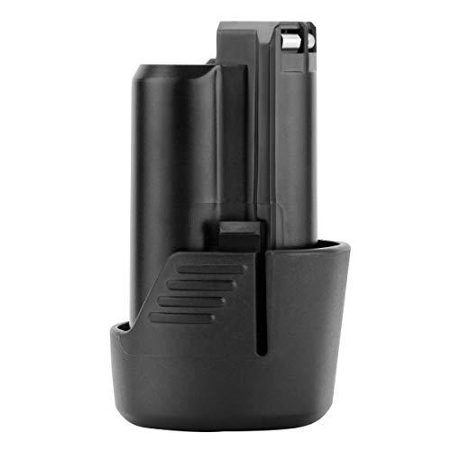 Joiry 10.8V 2500mAh Li-ion Batería para Bosch 2607336013 2607336014 BAT411 BAT411A BAT412A