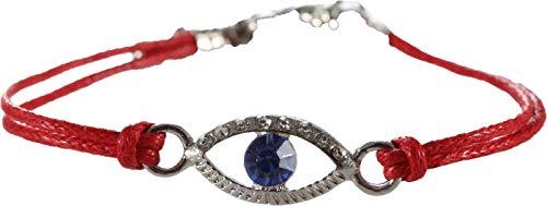 Body-Soul-n-Spirit Bracelet 1 Red Rope Bracelets Against Malochium Cabala Jewelry for Good Luck