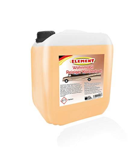 Element Caravanreiniger Konzentrat Wohnwagenreiniger Wohnmobilreiniger Wohnmobil Reiniger Planen Reiniger 10 Liter