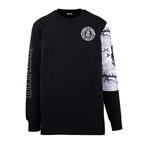 Unfair Athletics DMWU Snowcamo Crewneck sweater
