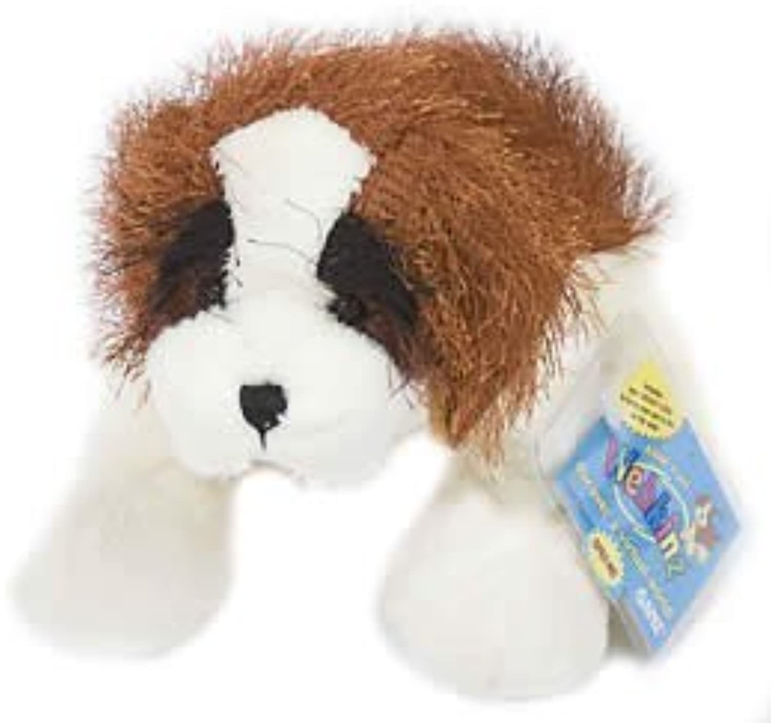Webkinz Collectible Plush Stuffed Animals St. Bernard by Ganz (English Manual)