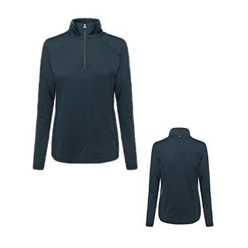 Cavallo Funktions Shirt Roxy in Petrol Herbst- Winter 2020/2021, Größe:38