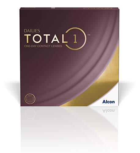Dailies Total 1 Tageslinsen weich, 90 Stück / BC 8.5 mm / DIA 14.1 / -2,50 Dioptrien