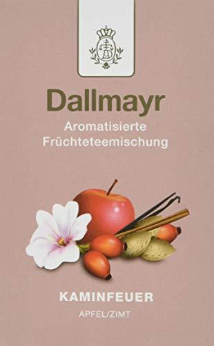 Dallmayr Früchtetee Kaminfeuer (1 x 100 g)