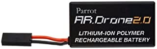 Parrot AR.Drone 2.0 Battery Lithium-Polymer Replacement Battery (Renewed)