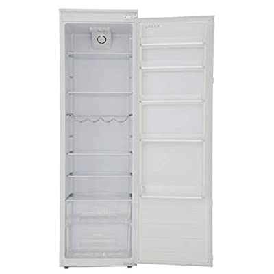 Hoover HBOL172UK 177x54cm Tall Integrated Larder Fridge