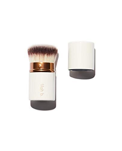 lilah b. - Retractable Creme Foundation Brush | Hypoallergenic, Vegan, Cruelty-Free, Clean Makeup Indiana