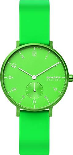 [スカーゲン] 腕時計 AAREN SKW2819 レディース 正規輸入品 グリーン