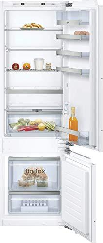 NEFF KI6873FE0 Einbau Kühl-Gefrierkombination mit Gefrierfach unten N70 / 177,2 x 55,8 cm (H x B) / 209 l Kühlteil / 61 l Gefrierteil / FreshSafe 2 / LowFrost