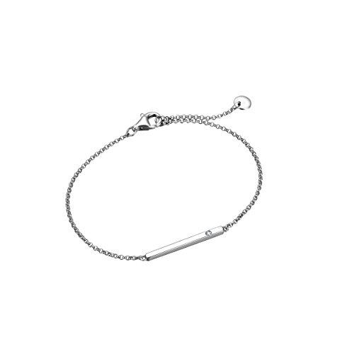 Esprit Damen-Gliederarmbänder Edelstahl ESBR00161118