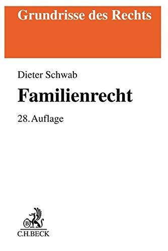 Familienrecht (Grundrisse des Rechts)