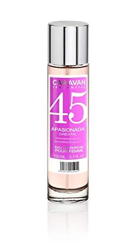 CARAVAN FRAGANCIAS nº 45 - Eau de Parfum con vaporizador para Mujer - 150 ml
