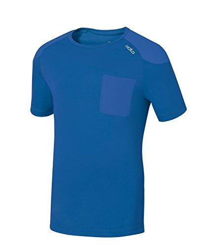 Odlo S/S Crew Neck Air T-Shirt pour Homme XL Turkish Sea.