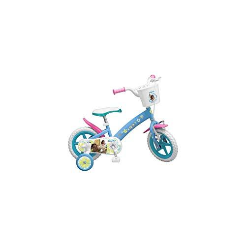 Vélo 12\' Vaiana - Fille - Bleu