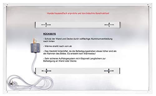 INFRAROT-HEIZUNG 600W-New York-1026- 60×100 cm-Bild-Heizung Heiz-Panel Elektro-Heizung kaufen  Bild 1*