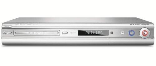 Philips DVDR 3330 H DVD- und Festplatten-Rekorder 160 GB silber