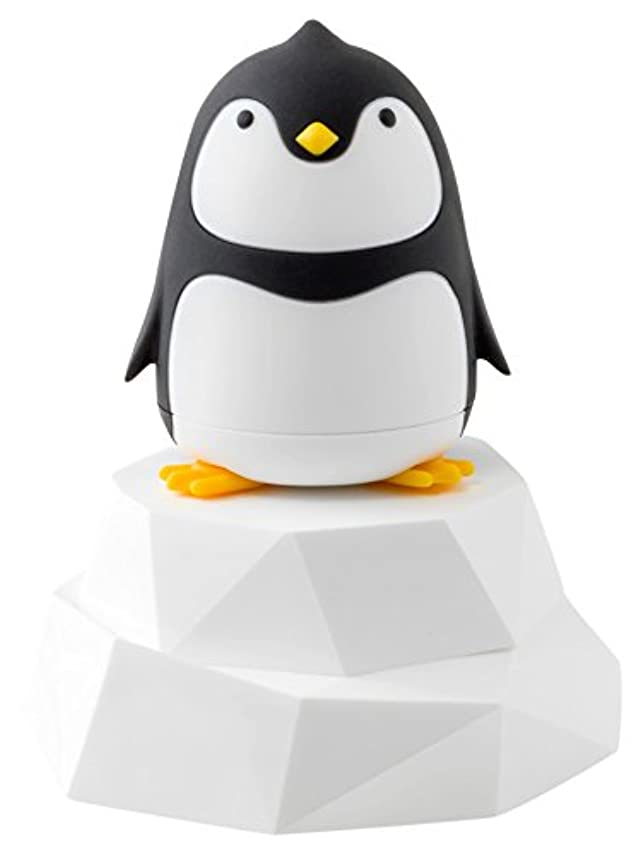 説明ディスコ庭園アニマルドライバーセット(ペンギン/ブラック)