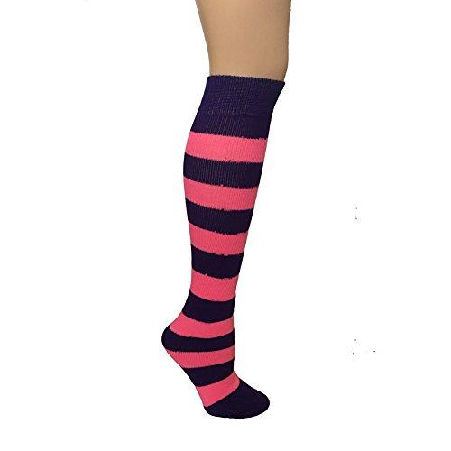 AJS - Strümpfe & Socken für Kinder in Violett, Rosa, Größe M