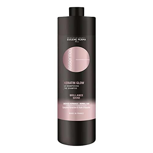 Essentiel Keratin Glow Shampooing Brillance pour tous types de cheveux 1000 ml