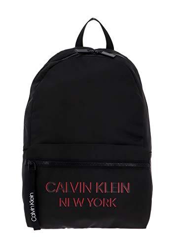 Calvin Klein Campus Backpack CK Black
