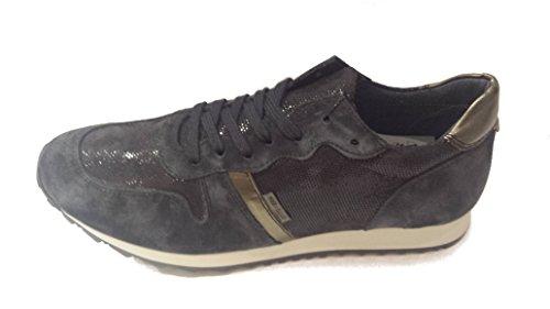 OTTO KERN Sneaker 80581 Navy Dunkelblau Damen Wildleder (38)
