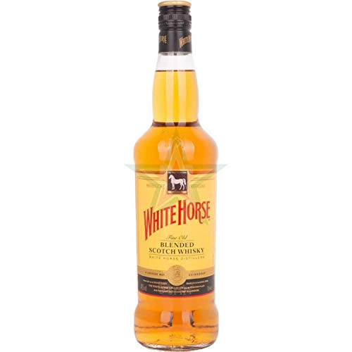 White Horse Fine Old Blended Scotch Whisky 40,00% 0,70 Liter