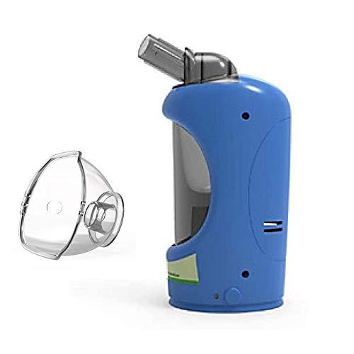 LTongx Inhalador de Vapor portátil, vaporizador Personal, Cámara en Mano humidificador ultrasónico...