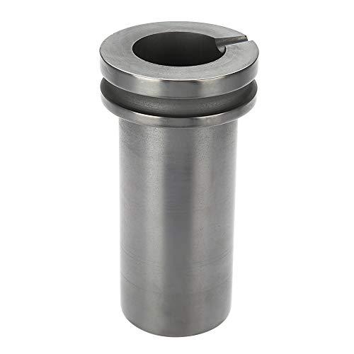 1kg / 2kg / 3kg alta purezza grafite crogiolo metallo fusione oro argento rottami forno colata stampo melt gioielli strumenti grafite fusione fusione lingotto stampo per oro metallo argento(1 kg)
