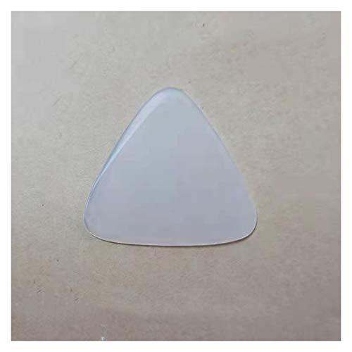NYKK Púas Picks de Guitarra solista Profesional moderadamente Suave y Dura. portapúas (Color : B)
