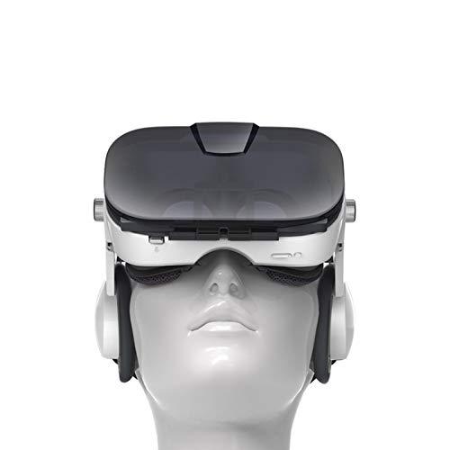 LBWT 3D Virtual Reality Helm, Smart VR Gaming Gläsern, Mit Kopfhörer, Freizeitspielzeug, Geschenke